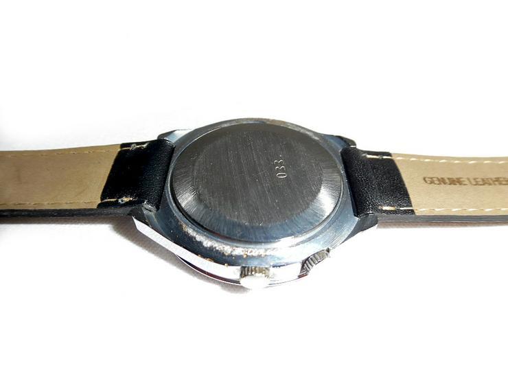 Bild 5: Raketa Armbanduhr