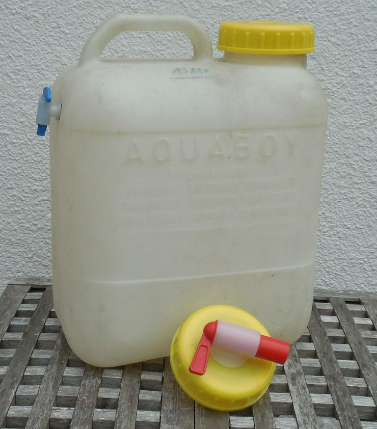 Trinkwasser-Kanister