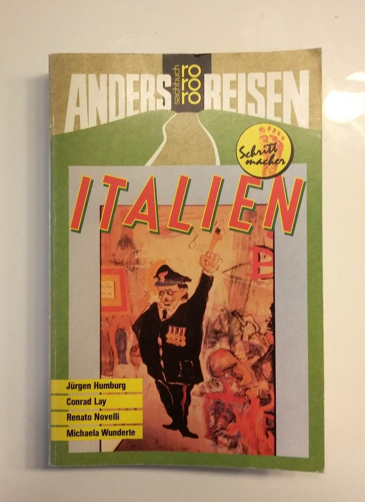 ANDERS REISEN: Italien, rororo