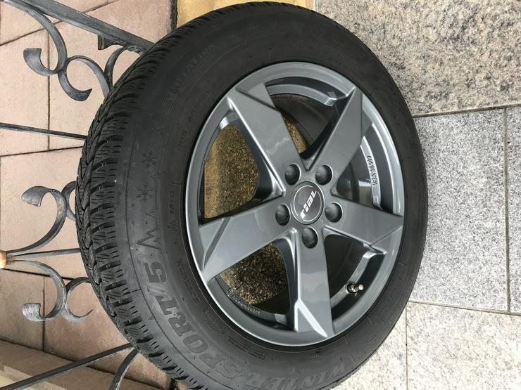 Verkaufe Audi A4 Reifen