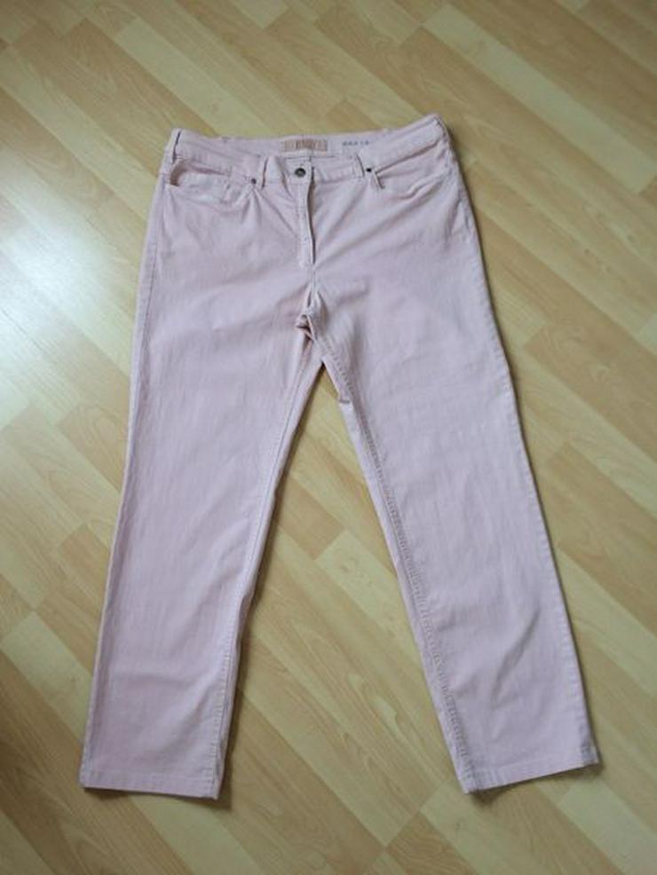Zerres Jeans Kurzgr. 44 rosé UNGETRAGEN