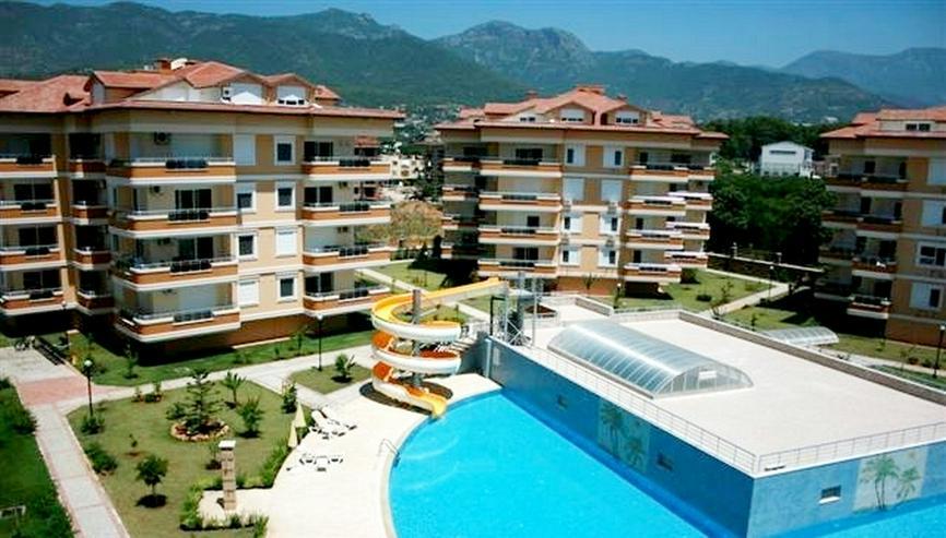 Türkei, Alanya. 4 Zi. Duplex, bevorzugte Anlage in Oba. 499