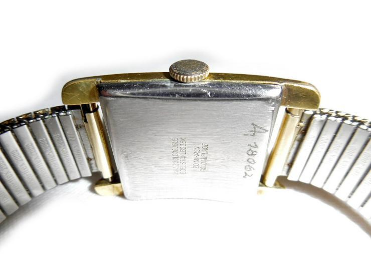 Bild 4: Schöne Armbanduhr von Berg Parat