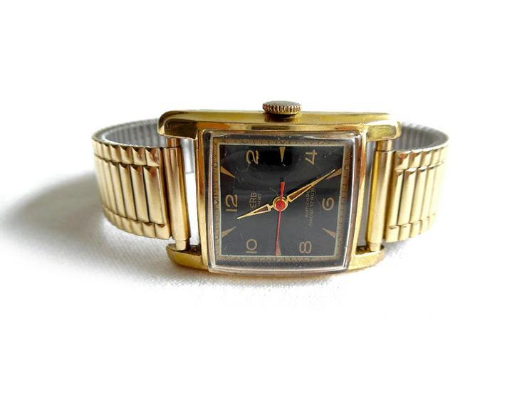 Bild 2: Schöne Armbanduhr von Berg Parat