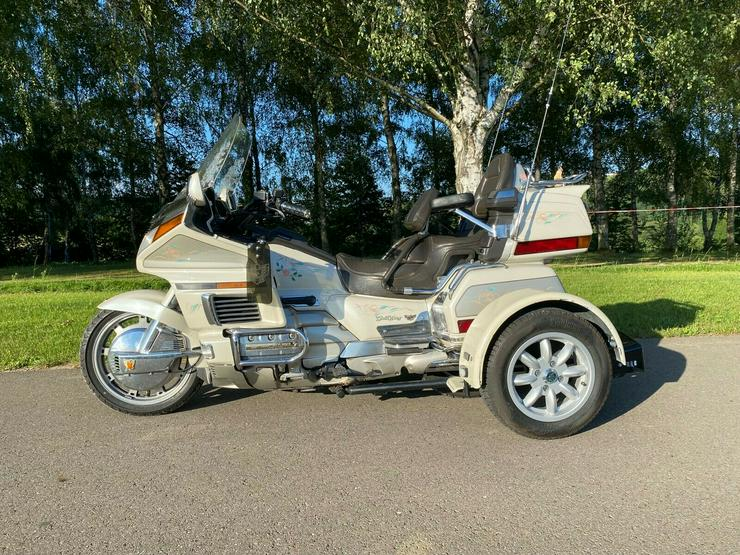 Honda Gold Wing Trike 1500 SE Special Edition