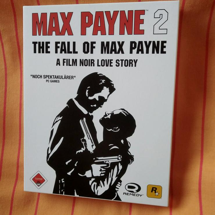 Rockstars Max Payne 2 (Keine Jugendfreigabe)