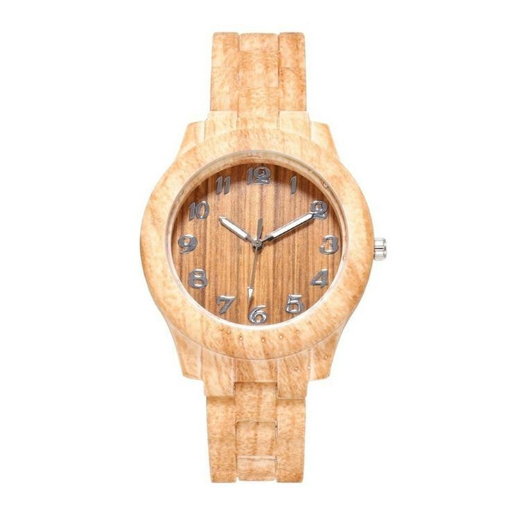 Coole Uhr in Holzoptik/Unisex