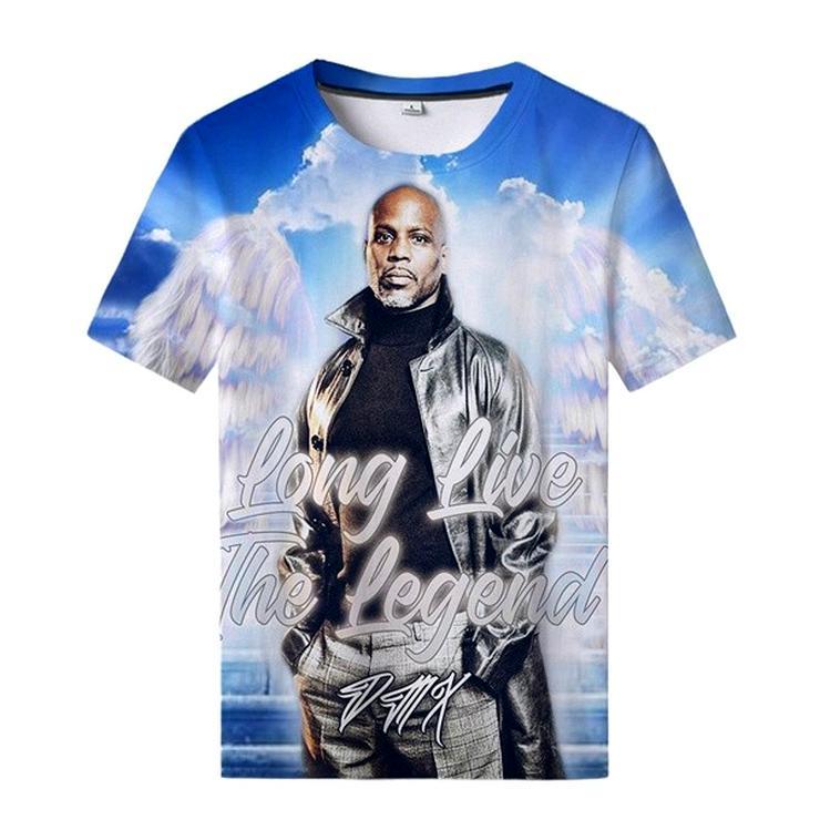 DMX Ruff Ryders R.I.P.-Shirt