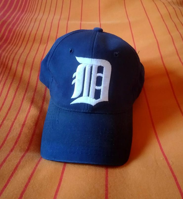 Detroit Tigers (D12´s) Cap mit riesem Logo-Patch