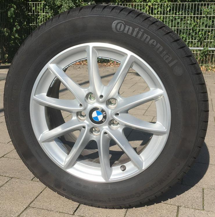 Alu-Felgen / Winterreifen BMW 2er Active Tourer 7J X 16