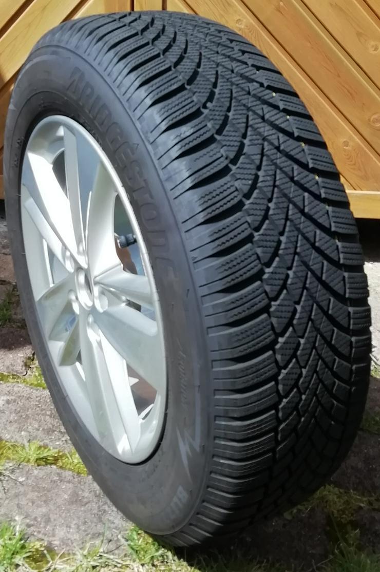 Grandland X ALU Winterreifen 215.65.r17 103 H Bridgestone Blizzak