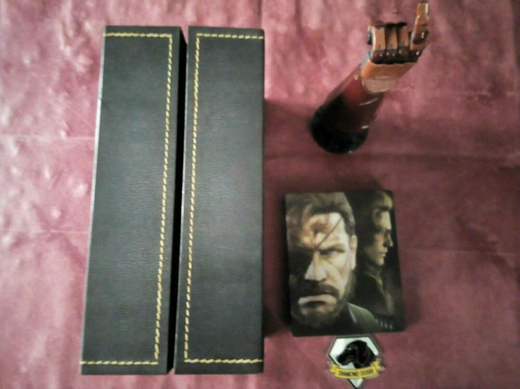 Metal Gear Solid Phantom Pain Collectors Edition PS4