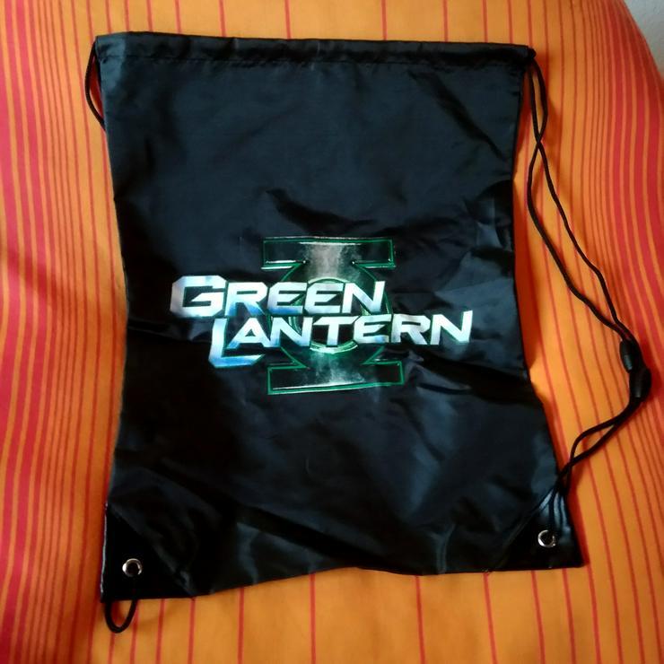 Green Lantern Umhängebeutel/Backpack