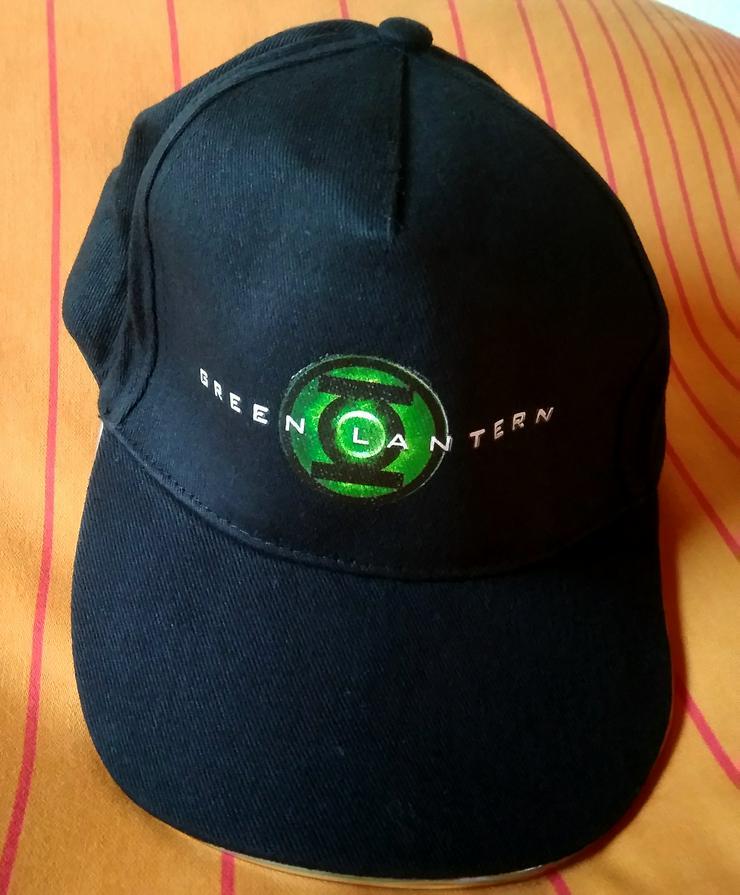 Green Lantern Cappy mit Leucht- und Blinkfunktion
