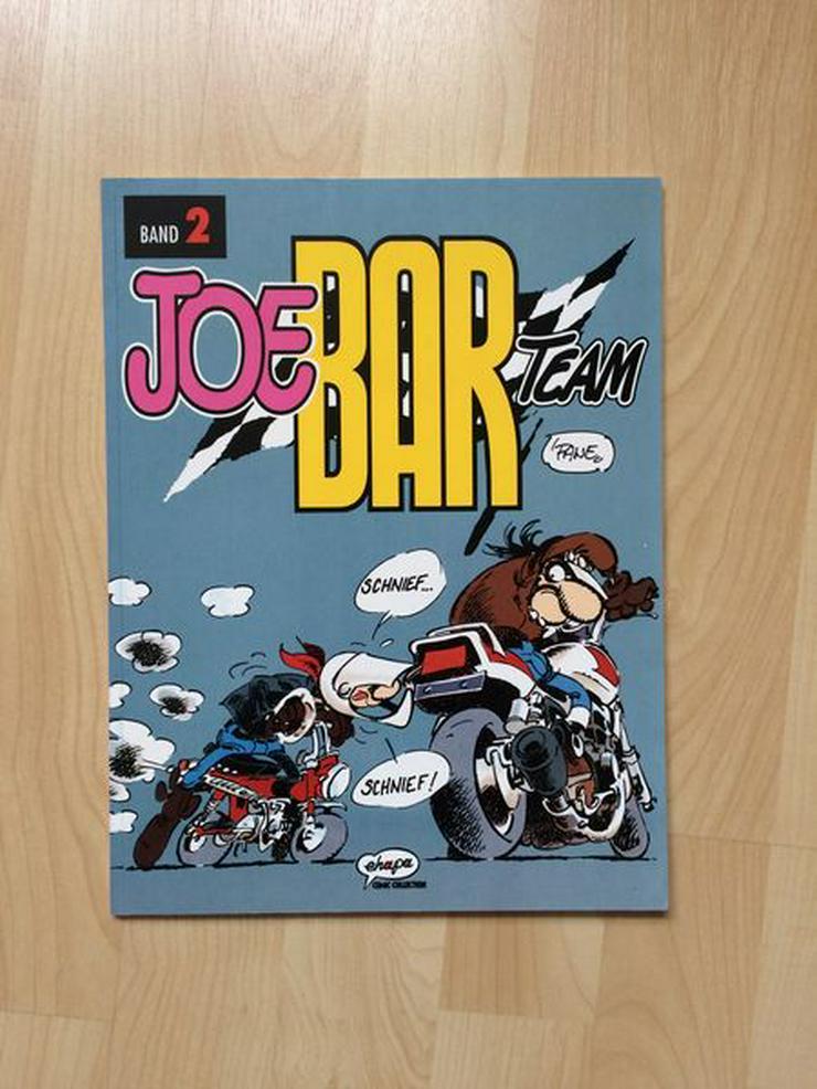 UNGELESEN Joe Bar Team – Band 2