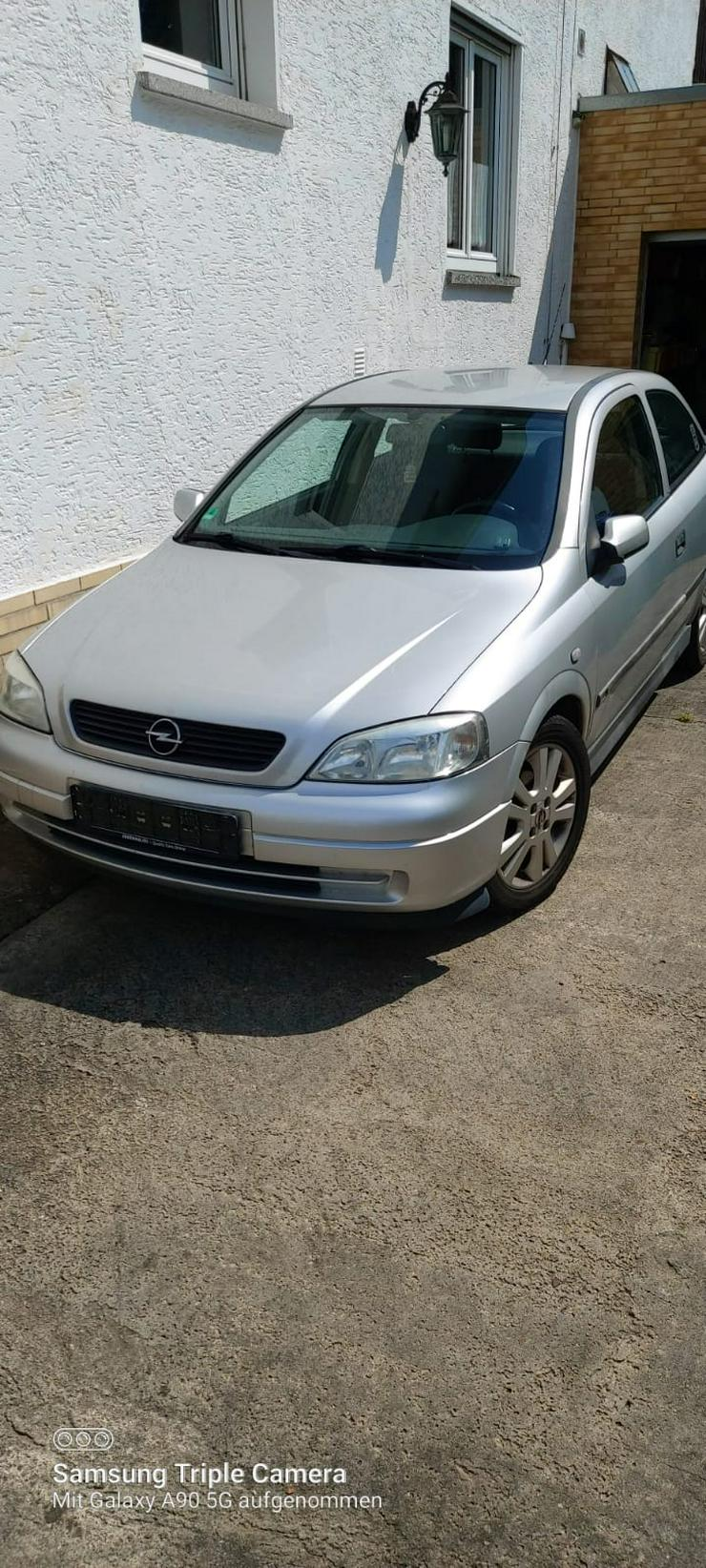 Opel Astra -G -CC