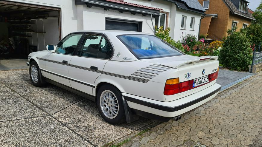 BMW Oldtimer 5er Reihe