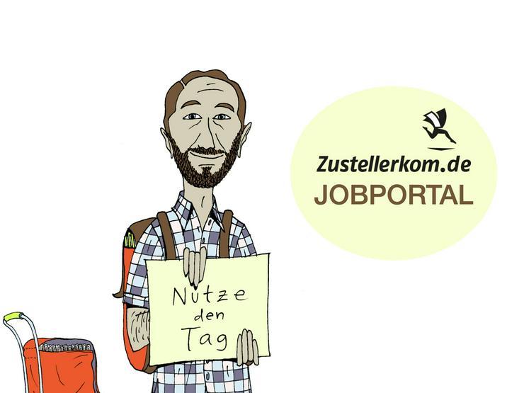 Zusteller m/w/d gesucht - Minijob, Teilzeit, Aushilfsjob in Hagen Dahl