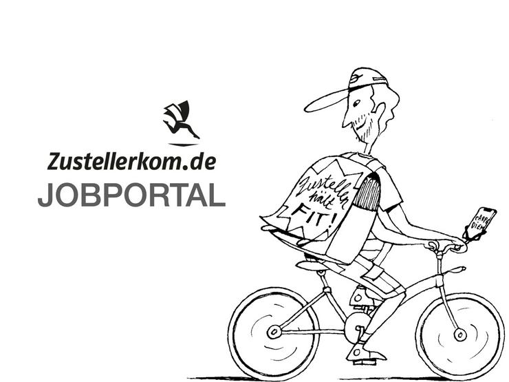 Minijob in Meschede - Zeitung austragen, Zusteller m/w/d gesucht