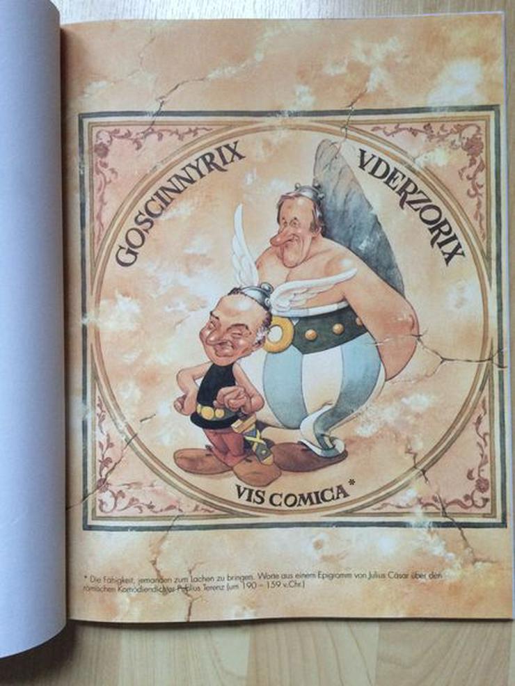 Bild 6: UNGELESEN Asterix Obelix auf Kreuzfahrt, B. 30, mit Widmung