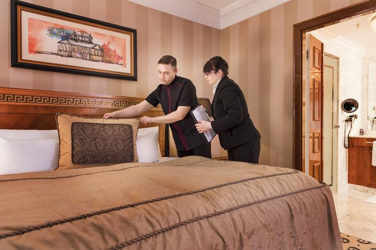 Hausdamen/Floorsupervisor (m/w/d) im Hotel
