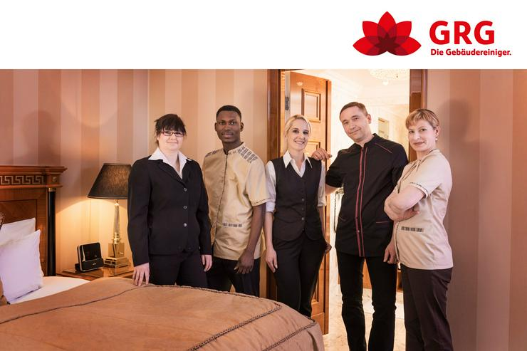 Steward (m/w/d) im Hotel