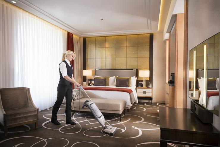 Cleaner (m/w/d) für die Hotelzimmer