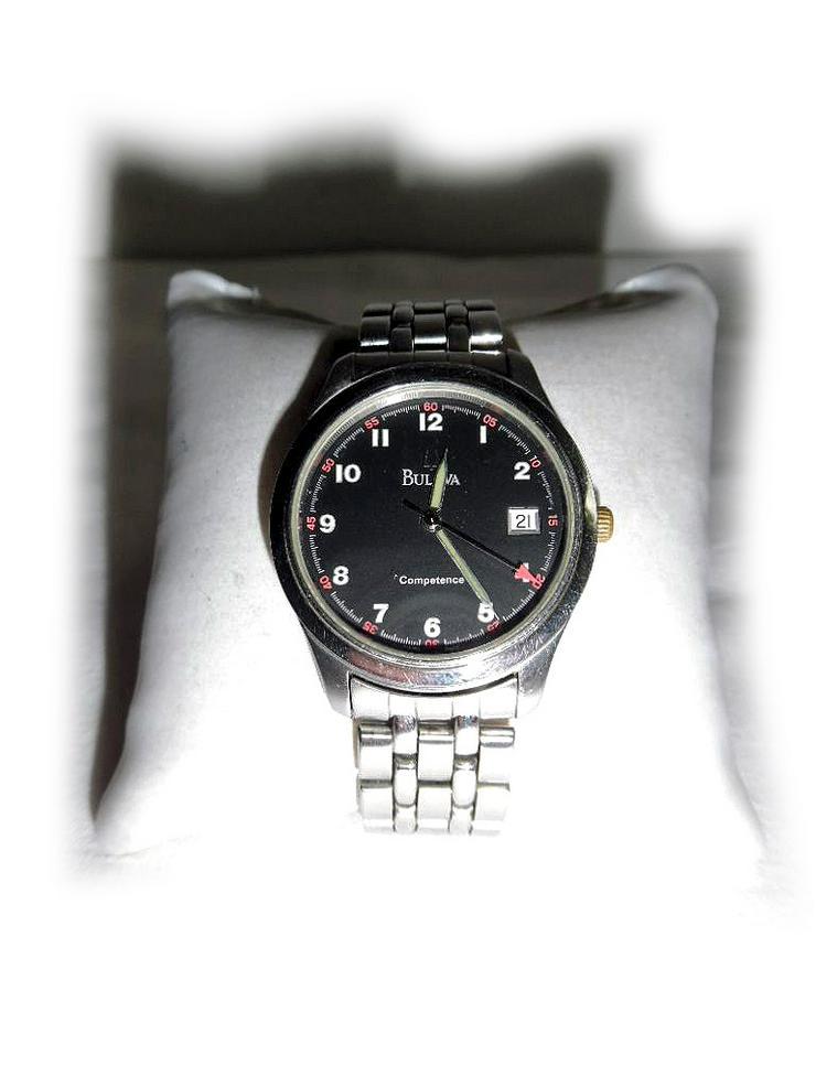 Elegante Armbanduhr von Bulova