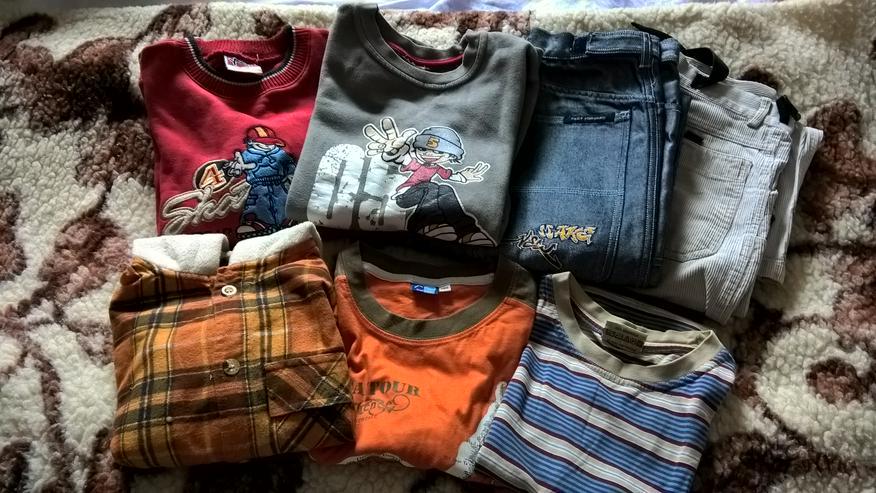 Kleidungspaket Gr.140