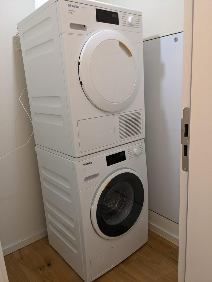 Miele Waschmaschine W1 & Trockner T1 zu verkaufen