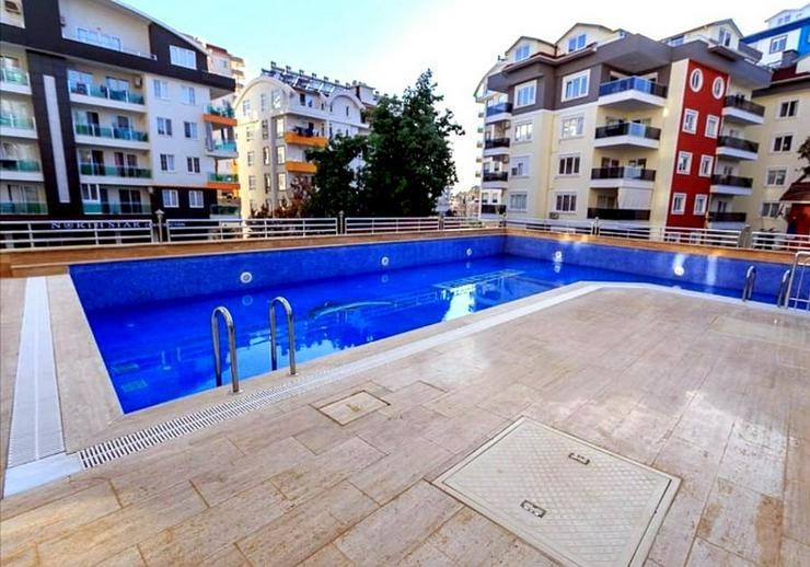 Bild 2: Türkei, Alanya, möbl. 2 Zi. Luxuswoh., Hallenbad, 315