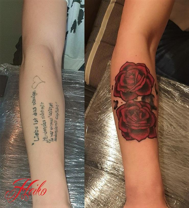 Mobiler Tattooservice vom 01.-07.11.2021 Tattoo Tätowierung