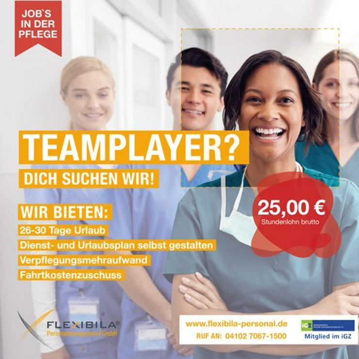 Teamplayer? Dich suchen wir!