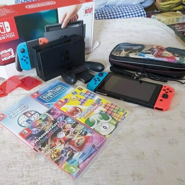 Nintendo Switch - Games & Spiele - Bild 1