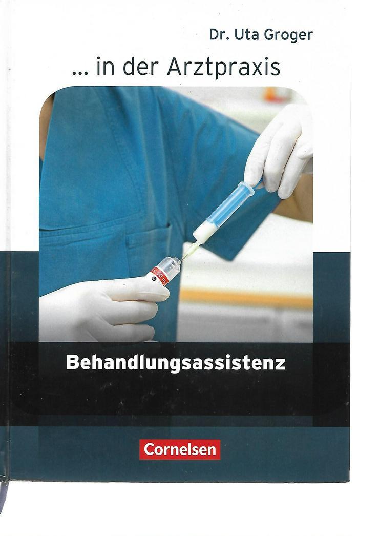CORNELSEN - In der Arztpraxis - Behandlungsassistenz - Fachbuch