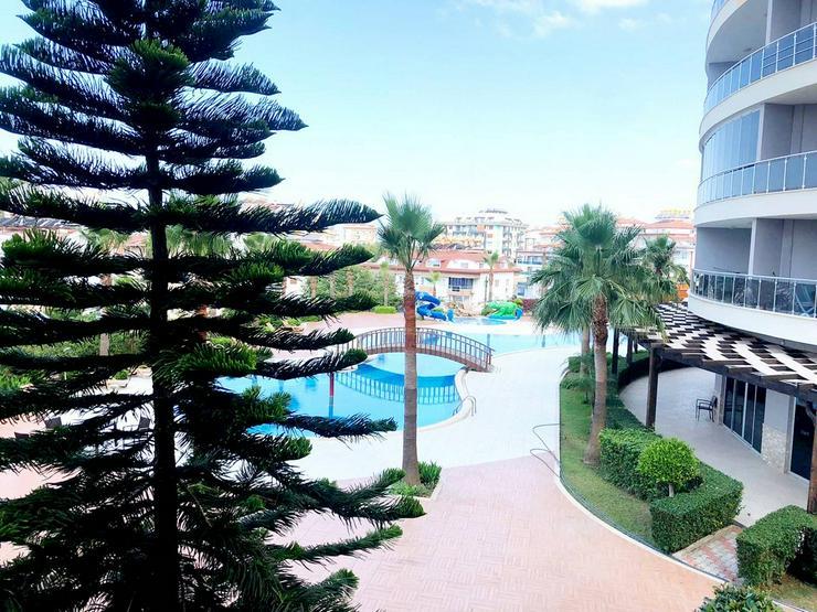 Türkei, Alanya, 3  Zi. Wohn., Pool, Hamam, Fitness,  528 - Ferienwohnung Türkei - Bild 1