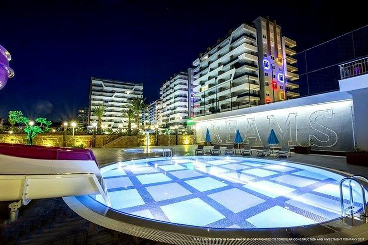 Türkei, Alanya. Pool, Hallenbad, uvm. 3 Zi. Erstbezug. 521-3