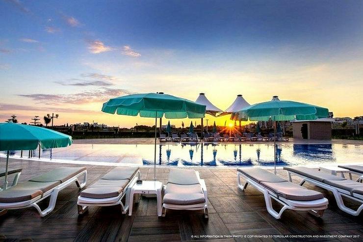 Bild 2: Türkei, Alanya. Pool, Hallenbad, uvm. 1 Zi. Erstbezug. 521-1