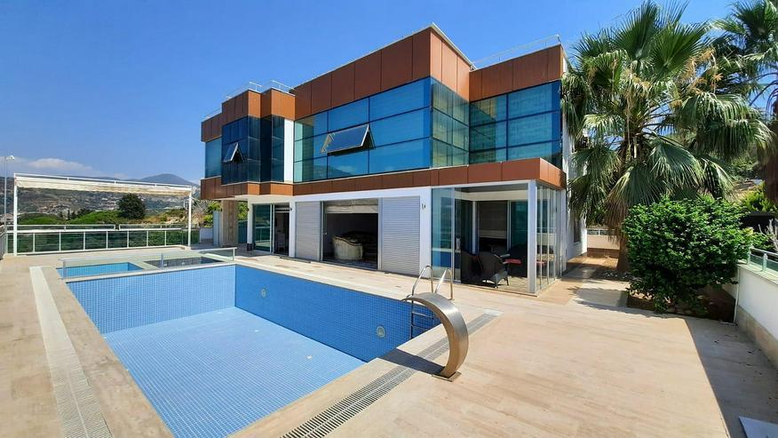 Türkei, Alanya. 5 Zi. Villa  - 500 m² Grund- privater Pool.559