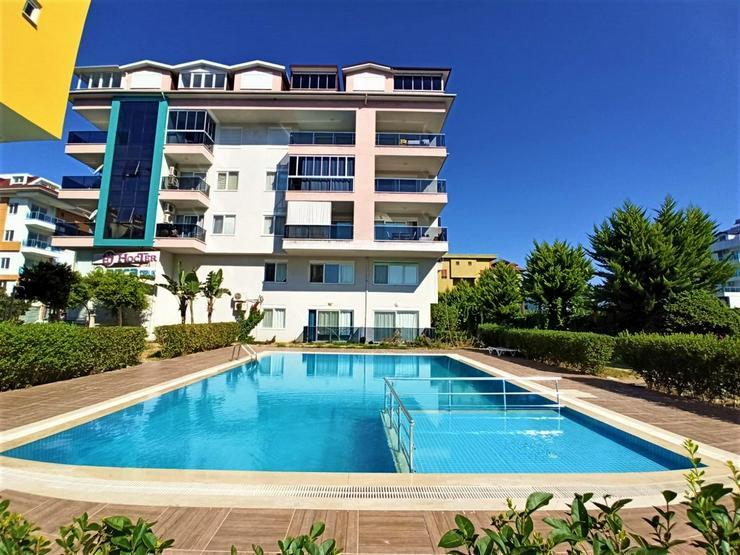 Bild 2: Türkei, Alanya. Meerblick 9. Etage, 4 Zi. Duplex Wohng. 434