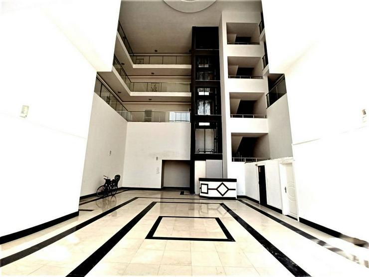 Bild 3: Türkei, Alanya. Meerblick 9. Etage, 4 Zi. Duplex Wohng. 434