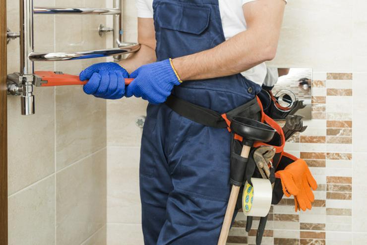 Bild 4: Klempner - 24h-Ausfälle, Reinigung von Rohren, polnische Teamer