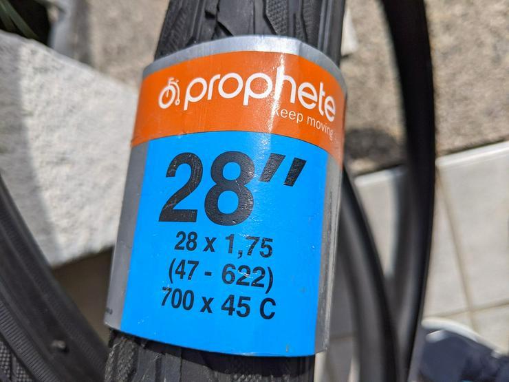 """Prophete Fahrrad Reifen 28"""" - Zubehör & Fahrradteile - Bild 1"""