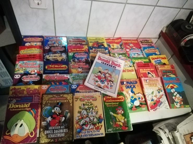 KONVOLUT Comics verschiedener Genres TOP inkl. Versand  - Comics - Bild 1