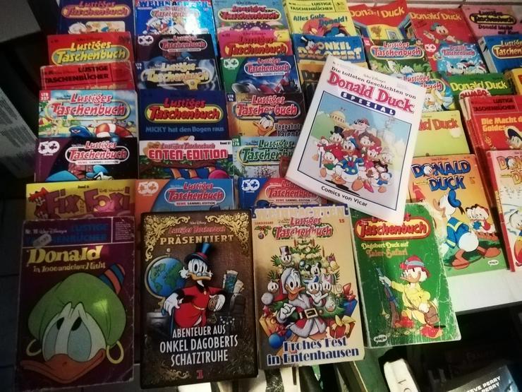 Bild 4: KONVOLUT Comics verschiedener Genres TOP inkl. Versand