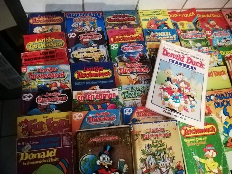 Bild 5: KONVOLUT Comics verschiedener Genres TOP inkl. Versand