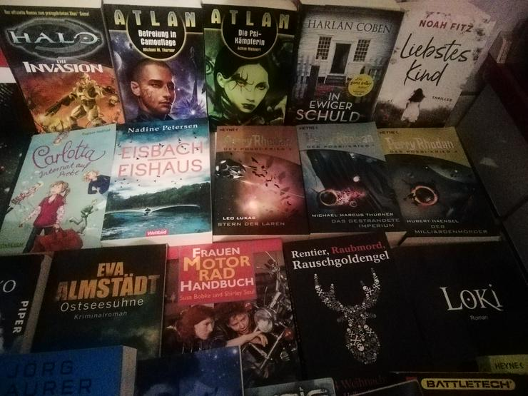Bild 3: KONVOLUT Bücher Bücherkiste mit verschiedenen Genres TOP inkl. Versand