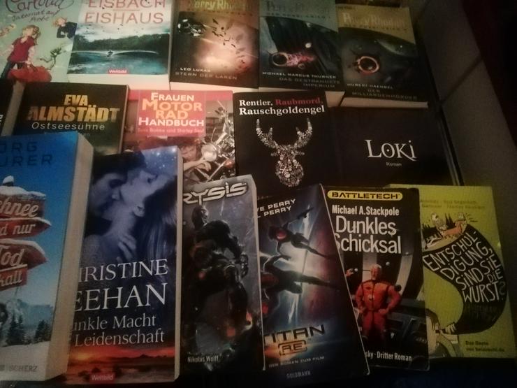 Bild 2: KONVOLUT Bücher Bücherkiste mit verschiedenen Genres TOP inkl. Versand
