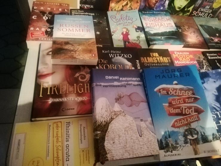 Bild 4: KONVOLUT Bücher Bücherkiste mit verschiedenen Genres TOP inkl. Versand