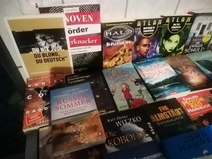Bild 5: KONVOLUT Bücher Bücherkiste mit verschiedenen Genres TOP inkl. Versand